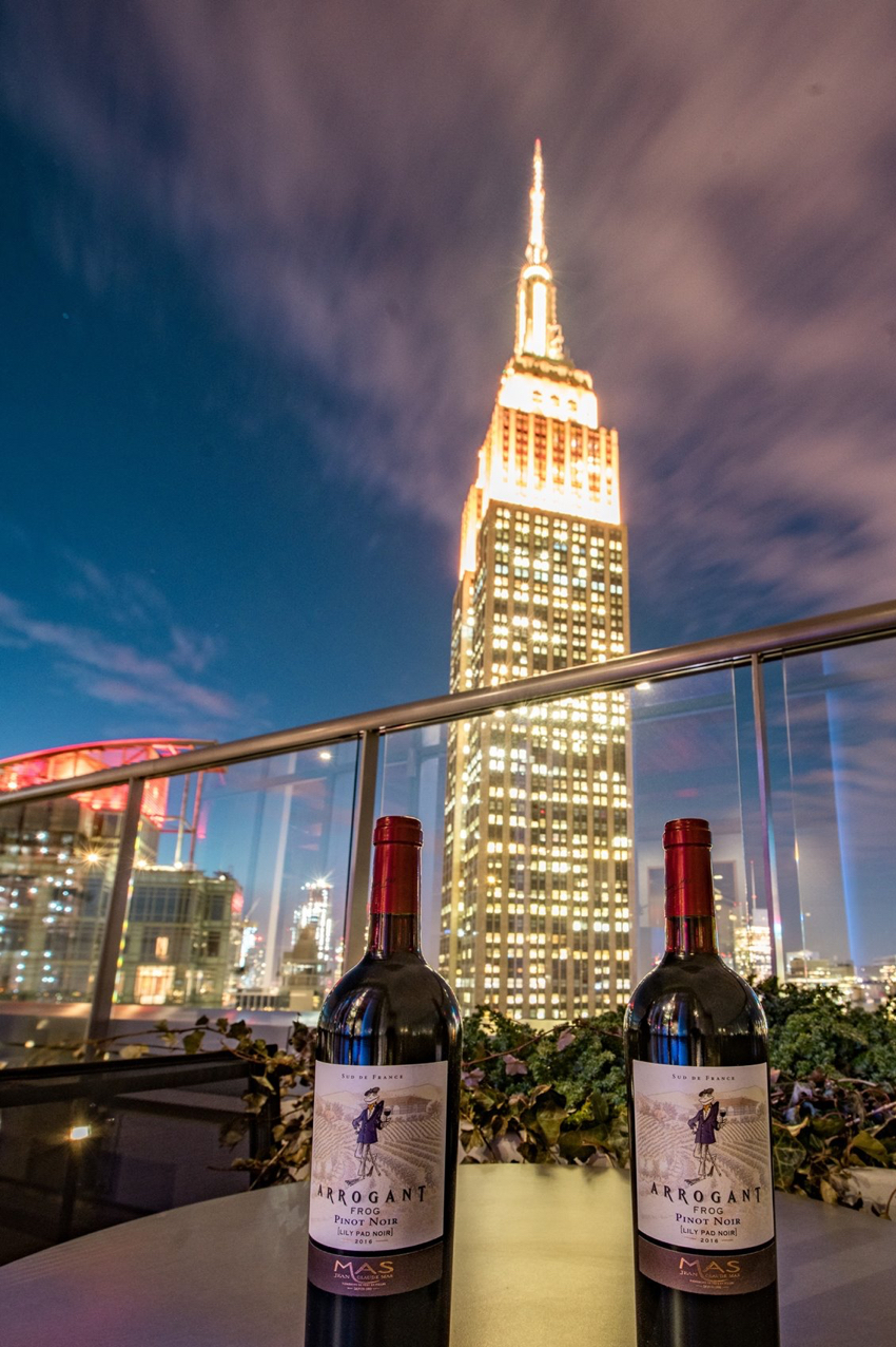 One Sixty Madison lifestyle Empire state building evening